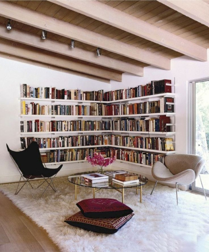 Best 25+ Small Home Libraries Ideas On Pinterest