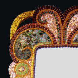 Miroir mosaïque.  Espritmosaique.fr                                                                                                                                                                                 Plus