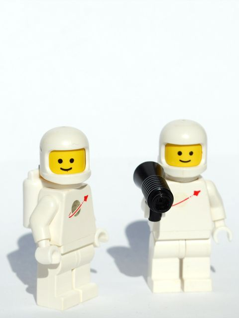O.S. - Original Spacemen #LEGO