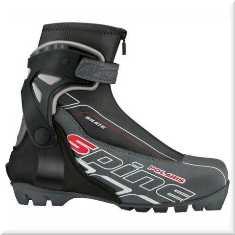 Лыжный спорт коньковые ботинки spine
