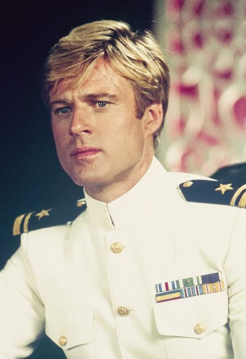 ROBERT REDFORD - THE WAY WE WERE, 1973