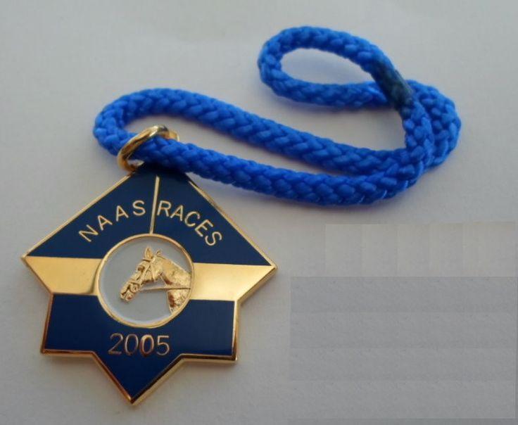Annual badge - Naas 2005