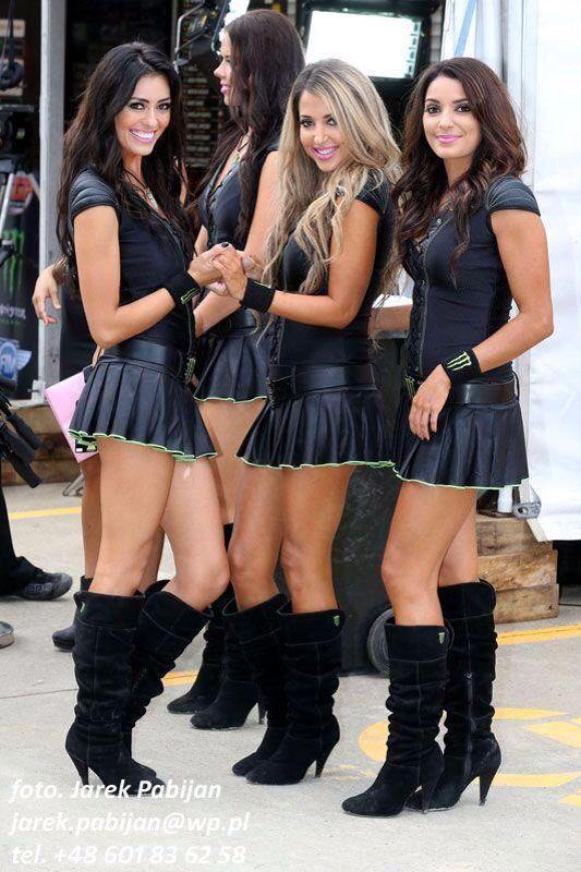Monster Energy Girls NZ - #HBelite  #NZSGP Zeisha, Grace, Holly info@HBelite.com