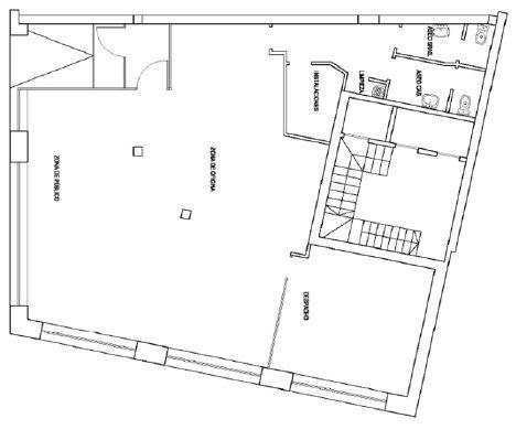 GIRONA Centro.  DISPONIBLE EN VENTA O ALQUILER  Local Comercial sito Gran Via de Jaume I, 44, en pleno centro de la ciudad. Es una zona de gran atractivo comercial, muy cercado del casco antiguo y en un entorno de zonas peatonales.  SUP. TOTAL: 166 m2  SUP. BAJA: 166 m2  FACHADA PPAL: 10,80m  FACHADA SECUNDARIA: 14m + info: info@fomenti.com