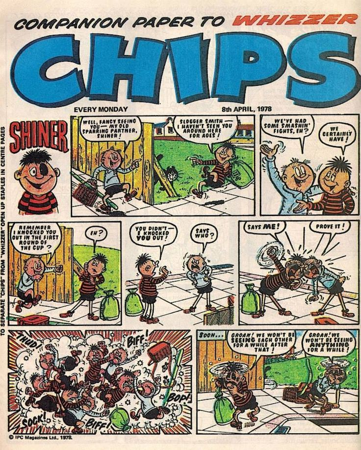Whizzer and Chips, 08/04/78