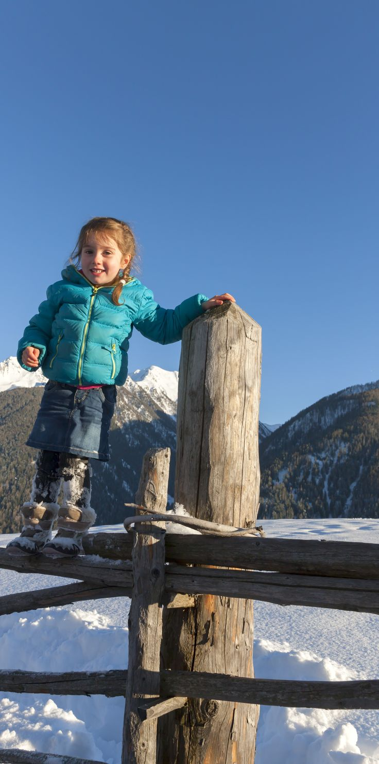Farm Holidays in winter in South Tyrol - Roter Hahn