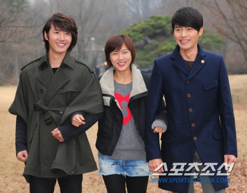 Secret Garden ♥ Ha Ji Won as Gil Ra Im ♥ Hyun Bin as Kim Joo Won ♥ Yoon Sang Hyun as Oska