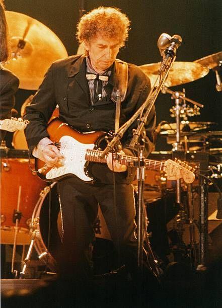 Jun 24 1998 Bob Dylan at Wembley Arena in Birmingham England