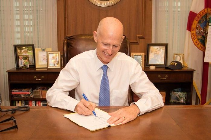Florida Gov. Rick Scott Signs Bill to Defund Planned Parenthood Abortion Business http://www.lifenews.com/2016/03/28/florida-gov-rick-scott-signs-bill-to-defund-planned-parenthood-abortion-business/