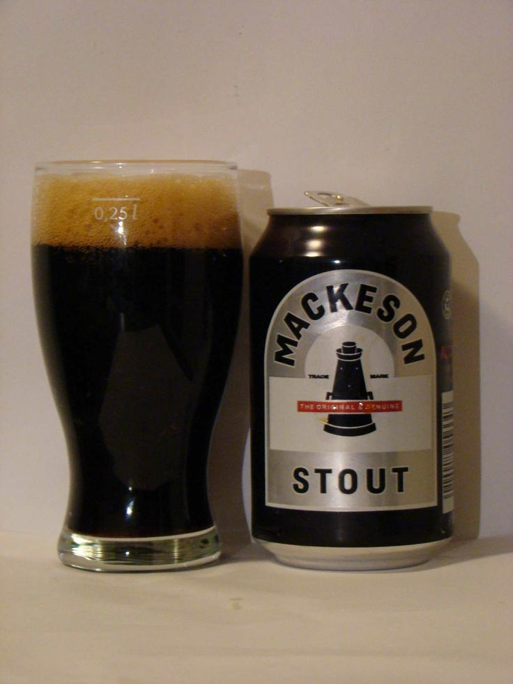 Hydes – Mackeson Stout, my dad liked these