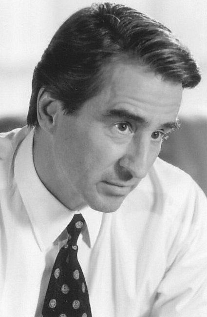 Sam Waterston - always liked him in Law and Order - pleased to find out I share his day of birth ( in a different year!)