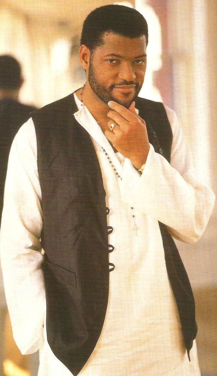 Lawrence Fishburne - one of the most underrated actors in Hollywood. Can do comedy and drama like no body's business.