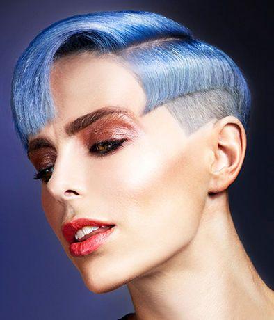 die besten 17 ideen zu kurze blaue haare auf pinterest blaue haare und dunkelblaue haare. Black Bedroom Furniture Sets. Home Design Ideas