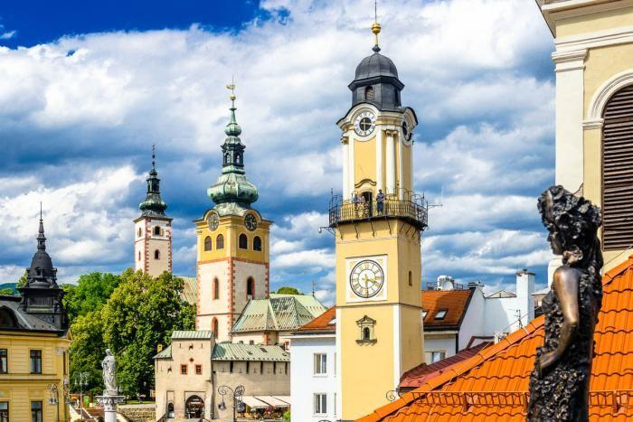 Clock Tower - Visit Banská Bystrica