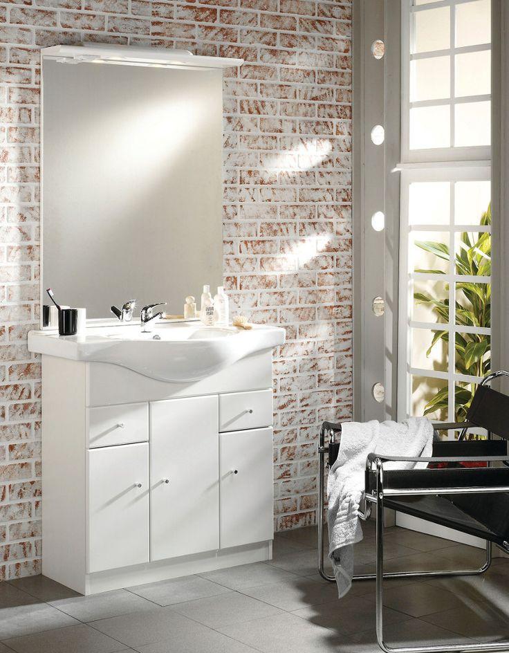 Pin by ladendirekt on badm bel pinterest m bel bad for Badezimmerausstattung einrichten