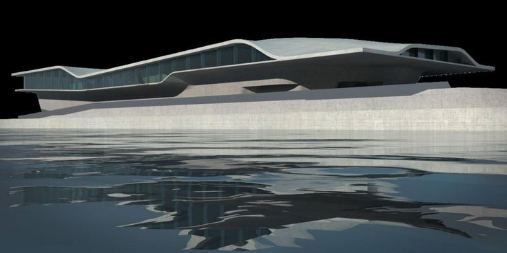 ZAHA HADID'S SALERNO MARITIME TERMINAL TO BE INAUGRATED THIS MONTH