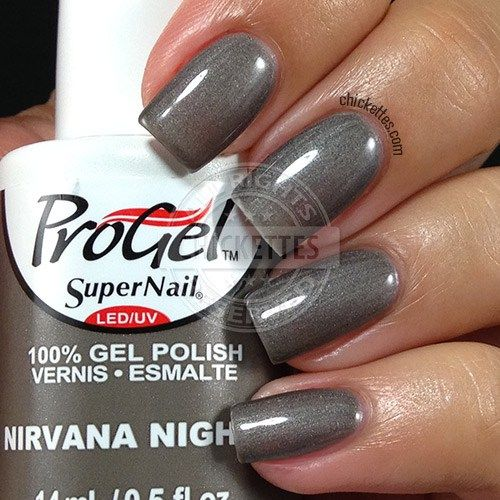 nails.quenalbertini: ProGel Pretty in Punk Collection - Nirvana Nights