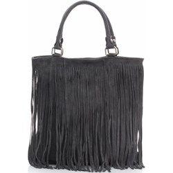 Torba na zakupy Genuine Leather - PaniTorbalska