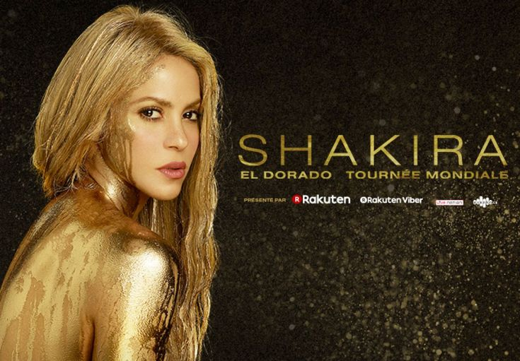 The upcoming world tour will be staged in support of Shakira's eleventh studio album El Dorado released in May 2017. Mainly, the album is sung in Spanish. It's a mixture of Latin pop with influences from bachata, vallenato and electronic pop...