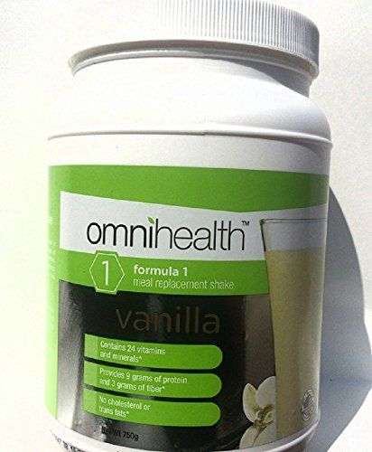 Omnihealth Formula 1 Meal Replacement Shake Vanilla Compare to Herbalife >>> Want to know more, click on the image.Note:It is affiliate link to Amazon.