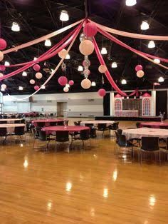 Image result for how to decorate a daddy daughter dance                                                                                                                                                                                 More