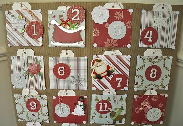 Such a cute Advent Calendar!
