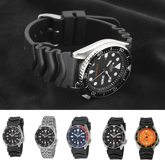 Steal Alert: Seiko SKX Dive Watches at Massdrop  Seiko SKX Automatic Diver  $169.99 FINAL ($200ish)  The Seiko SKX dive collection is legendary and for good reason. 200m in water resistance classic diver looks 42mm case (on most models) with that sweet offset crown a robust and dependable automatic movement and theyre built like a tank. Theyre the perfect sport/casual watch and at $200 most already consider them a deal.  So saving $30 seems like cheating.  More than a couple models to pick…