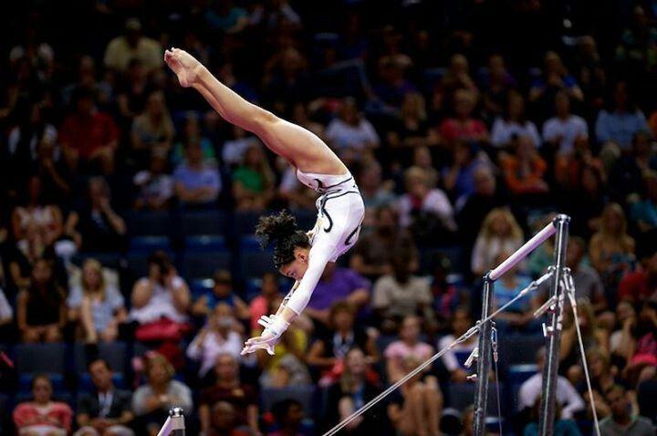 Laurie Hernandez UB 2013 P&G Gymnastics Championships