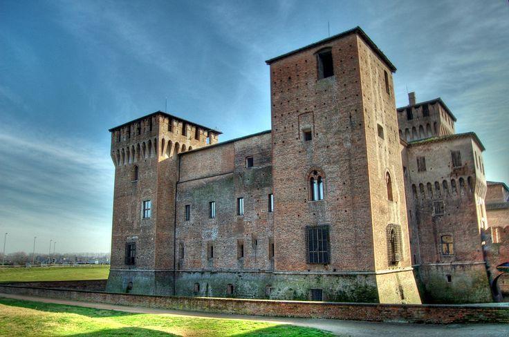 Castello dei Gonzaga, Mantova, Lombardia, Italy. 45°09′23″N 10°47′28″E