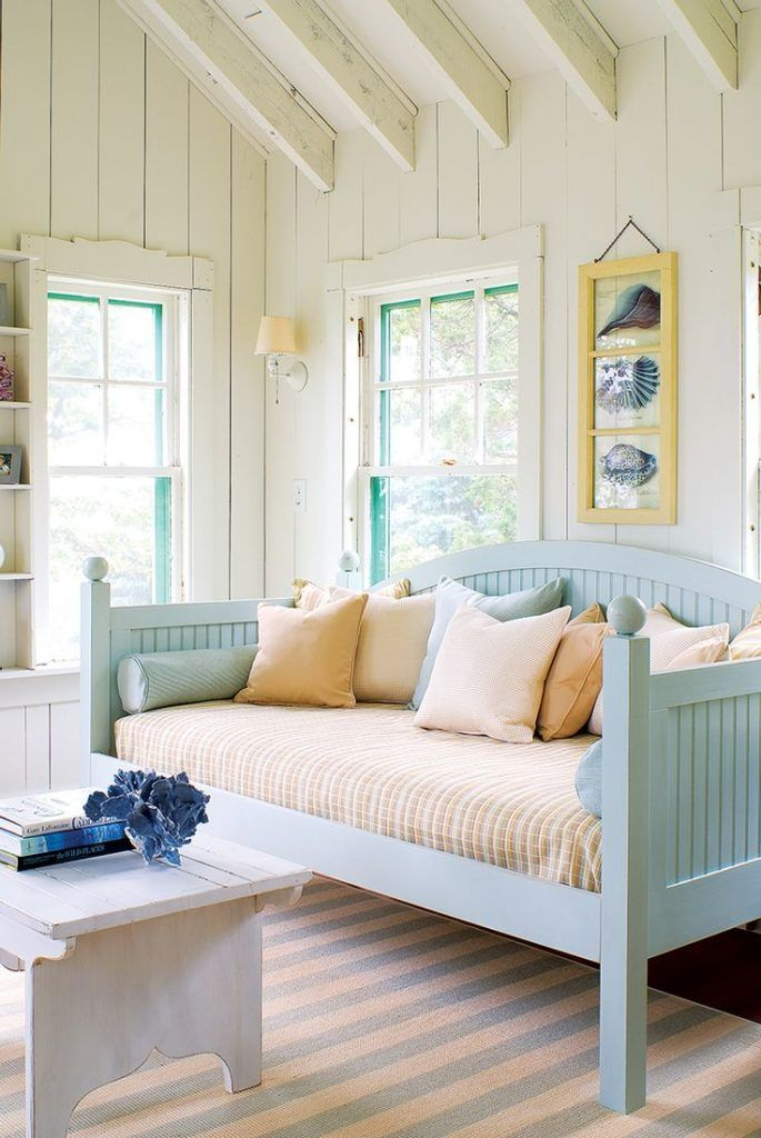Beach Style Schlafzimmer Designs | Coastal living rooms ...