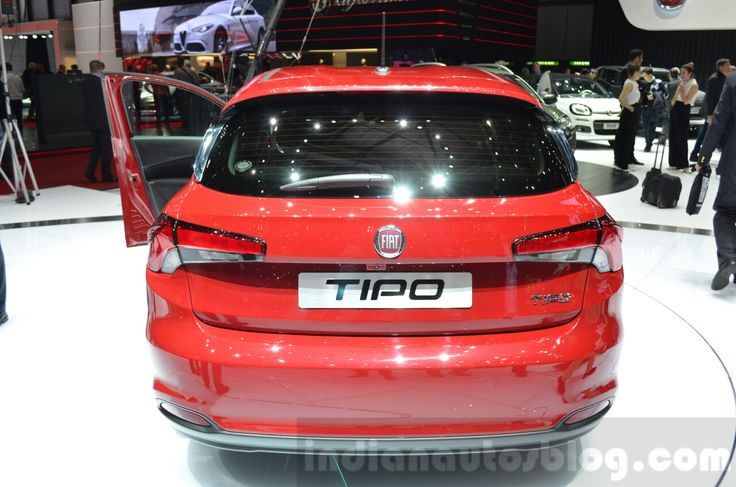 2016 Fiat Tipo HB