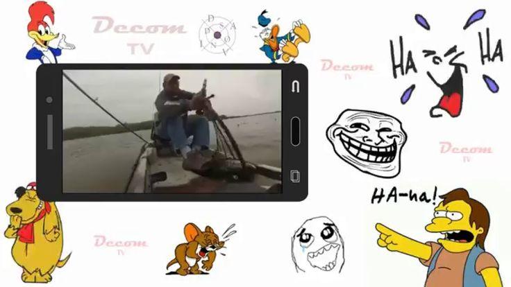 Videos Engraçados de Pescaria Frustradas
