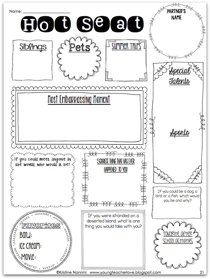 Worksheets Ice Breaker Worksheets 1000 ideas about teacher ice breakers on pinterest icebreakers for meetings kindergarten crayons and the first day