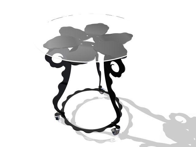 Стіл тюльпан