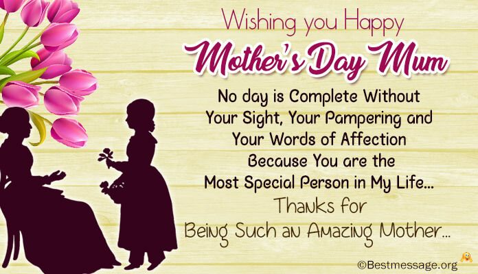 Happy Mother S Day 2019 Quotes Best Images Messages Wishes: 17 Best Images About Mothers Day Wishes On Pinterest