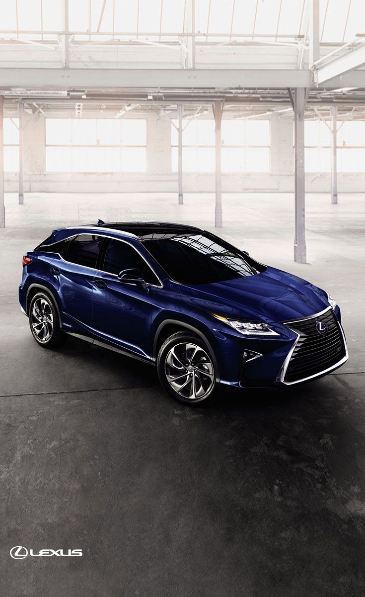 Freedom of expression. Click to learn more about the 2017 Lexus RX 450h.