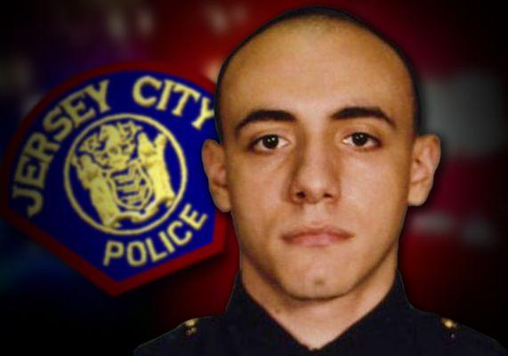 Fallen Jersey City Police Detective Melvin Santiago laid to rest