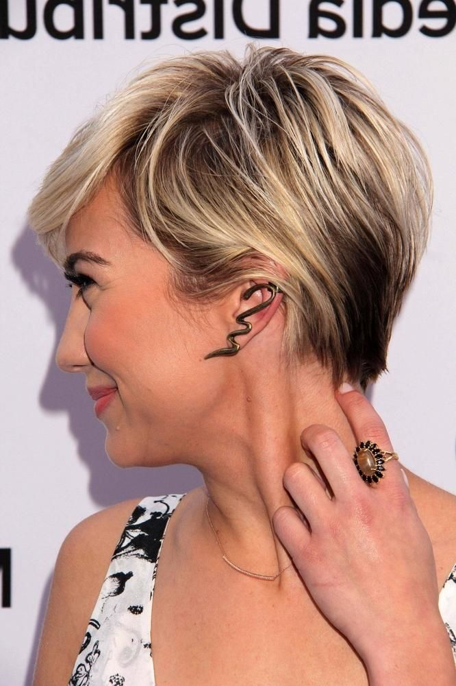 Blonde Highlights On Light Brown Short Hair Hairs Picture Gallery