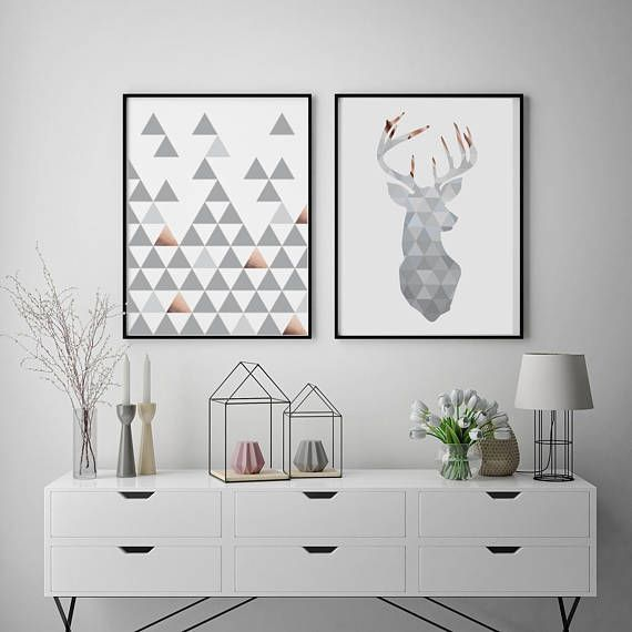 Die besten 25+ Geometrische drucke Ideen auf Pinterest pastell - dekorative geometrische muster interieur