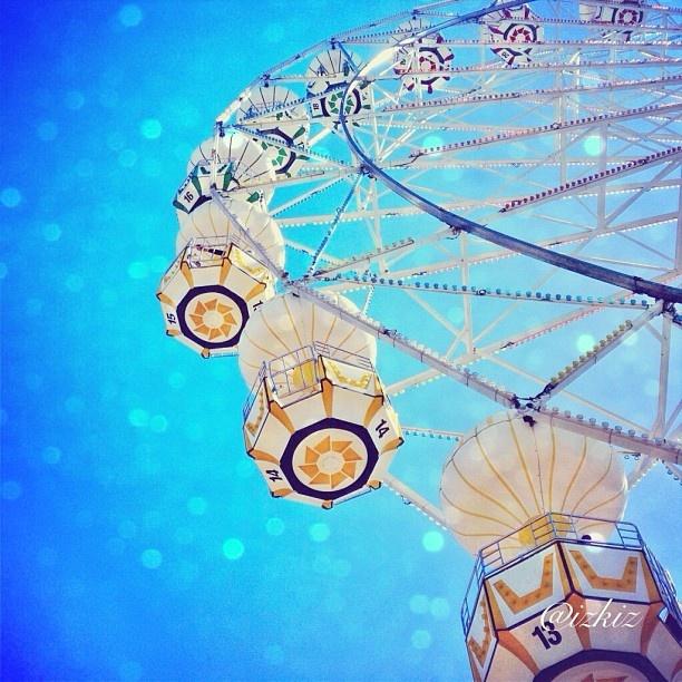 ferris wheel -Izmir, Turkey