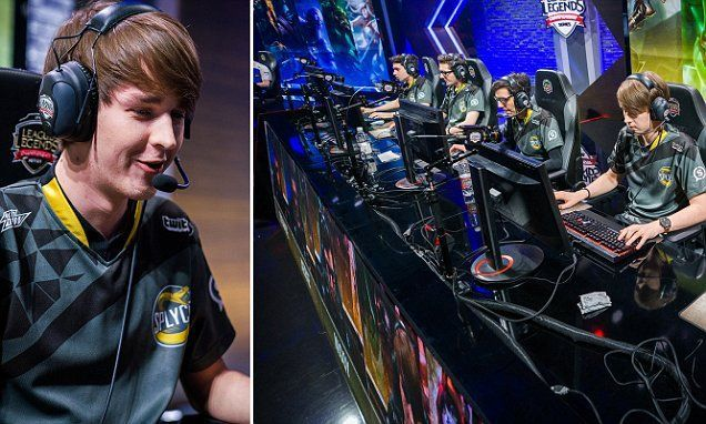 Kobbe on why Splyce's new roster has helped him perform: 'Our only strategy in the past was to camp Wunder and hope he would carry' http://www.dailymail.co.uk/sport/esports/article-5423441/EU-LCS-ADC-Kobbe-Splyces-new-roster-suits-more.html #games #LeagueOfLegends #esports #lol #riot #Worlds #gaming #It'sAllInThePast
