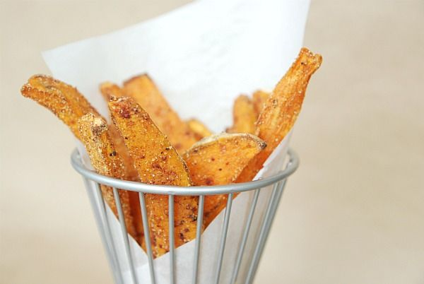 Sweet Potato Fries    Sounds good! I'm making them today!!!