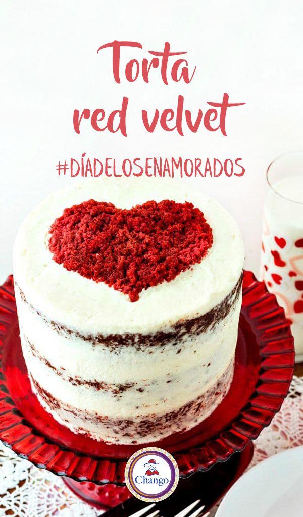 ¿Querés sorprender al amor de tu vida? ¡Preparale esta torta! http://blog.azucarchango.com.ar/blog/post/Torta%20de%20red%20velvet/643  #DíaDeLosEnamorados #SanValentín