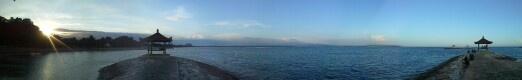 Shindu Beach, Sanur Bali