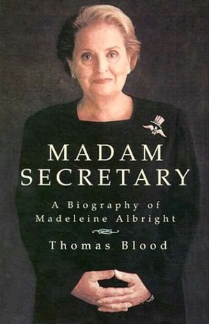 Madam Secretary I haven't read this yet but I would like to.