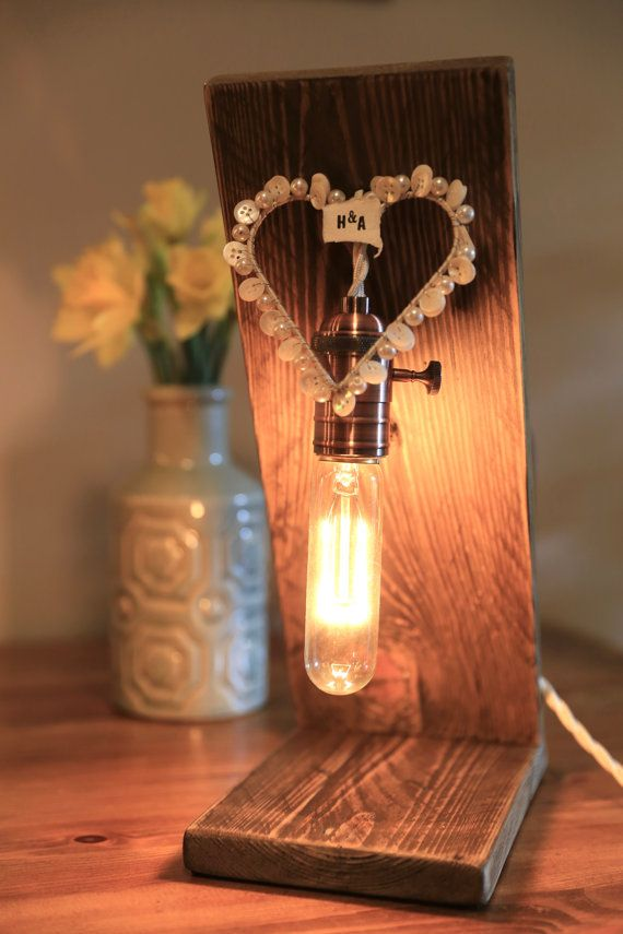 Angel Lamp by MooBooHome on Etsy