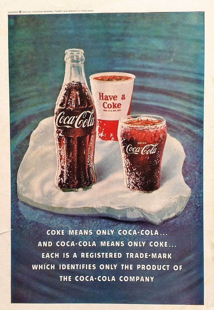 1960 Coca Cola Advertisement-  Coke Ads, Original Vintage Ads, Coca Cola, Magazine Ads, Vintage Print Ads, Advertising Print Ads, Soda Ads by Inkart on Etsy
