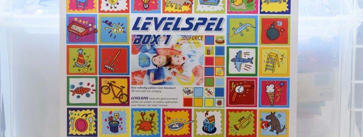 Slimme kleuters leren dankzij Levelspel om te gaan met uitdagende stof, met oefenen, met doorzetten, met falen en met tegenslag.