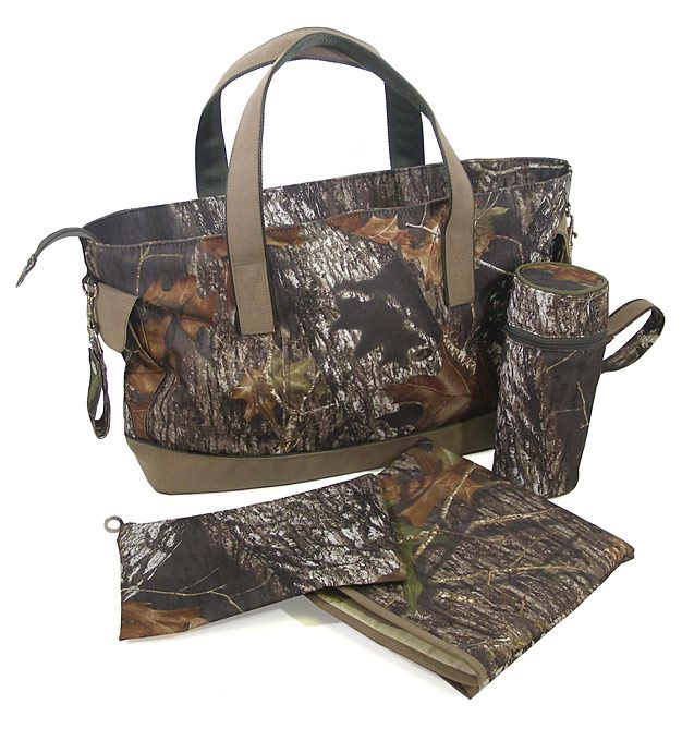 camo diaper bags for boys | mossy oak camo diaper bag this diaper bag is multifunctional it comes ...