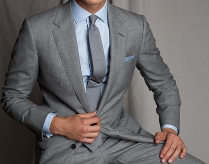 crisp // #suit #menswear